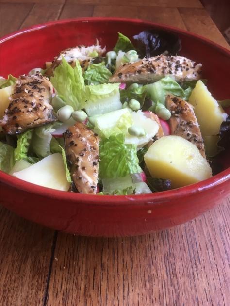 Salad June