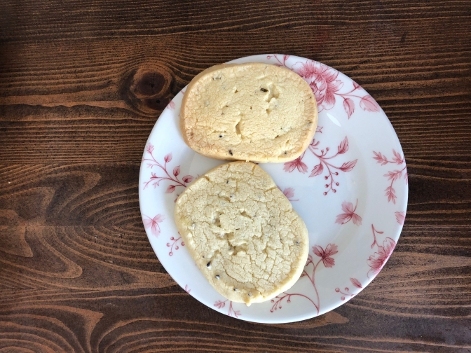 Love Lavender: Shortbread recipe