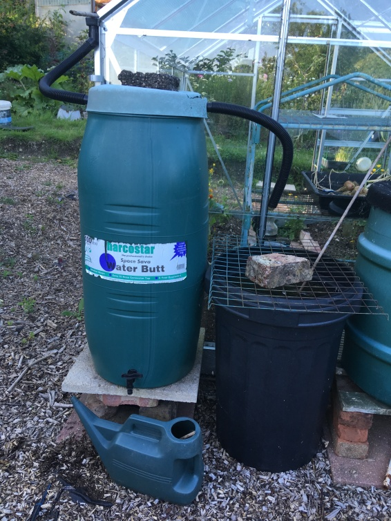 water collection system